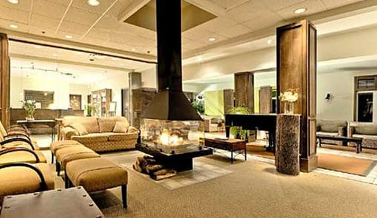 Eastman, Canada: Lounge