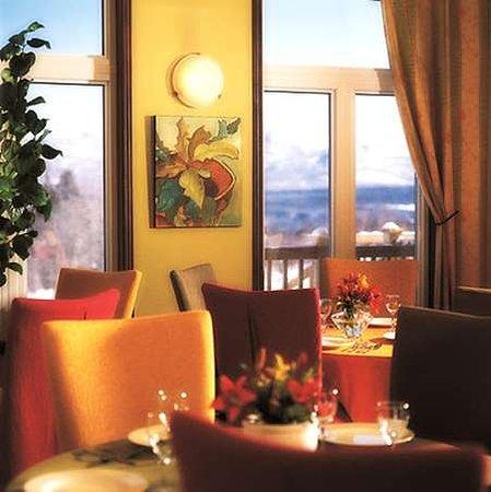 Eastman, Canada: Restaurant
