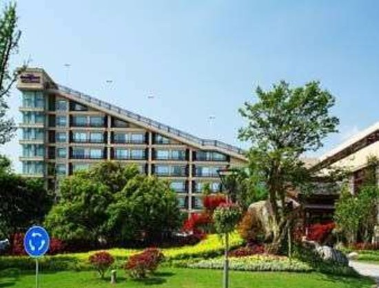 Howard Johnson Conference Resort Chengdu