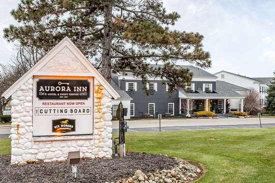 The Aurora Inn Hotel & Event Center