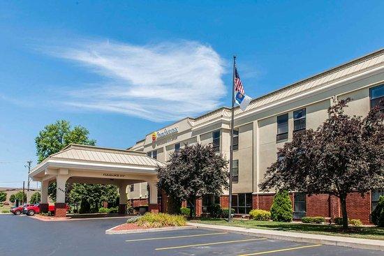 comfort inn: bewertungen, fotos & preisvergleich (blue ash, ohio
