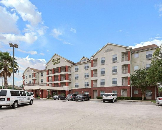 MainStay Suites Texas Medical Center/Reliant Park : Hotel exterior