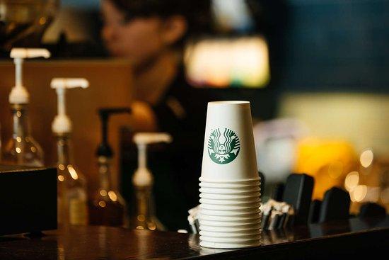 Chilwell, UK: Starbucks Coffee Shop