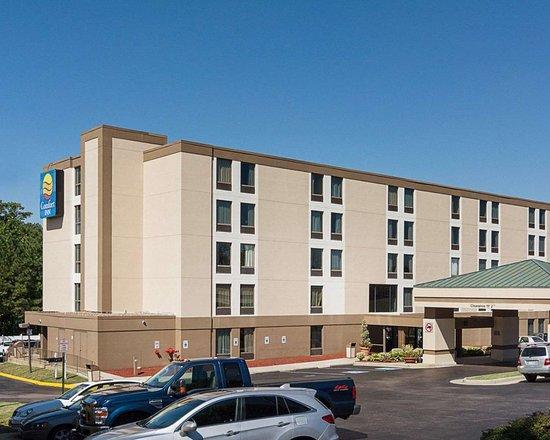 Comfort Inn: Hotel exterior