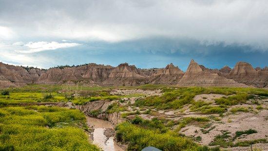 Kyle, Dakota del Sur: Badlands