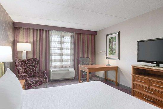 Hilton Garden Inn Springfield: King Room