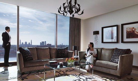 Fairmont Bab Al Bahr: Royal Suite
