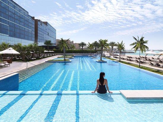 Fairmont Bab Al Bahr: Pool View