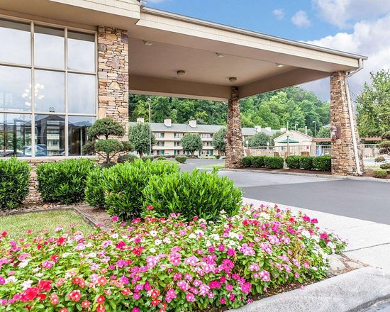Quality Inn & Suites at Dollywood Lane - UPDATED 2018 Hotel