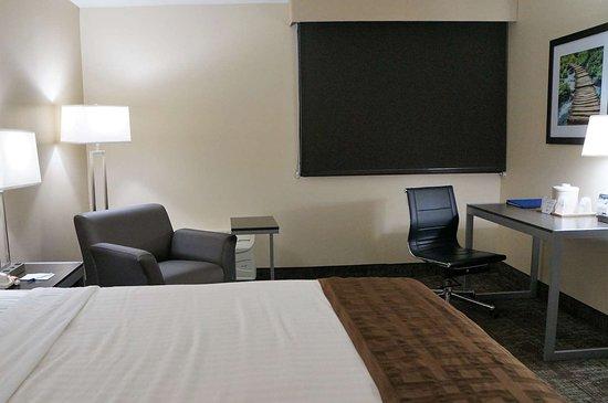 Best Western Northwest Indiana Inn: King Guest Room