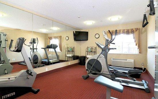 Best Western Oglesby Inn: Fitness Center