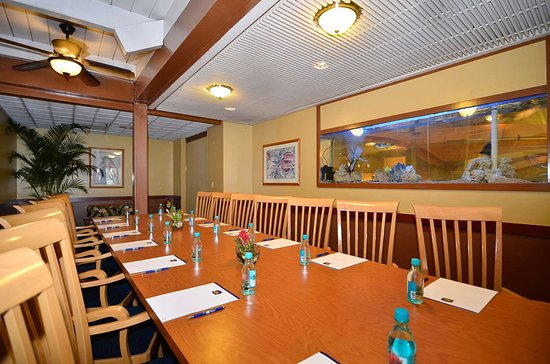 Best Western The Plaza Hotel: Meeting Room