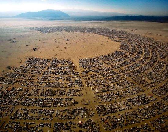 Fernley, NV: Burning Man Festival