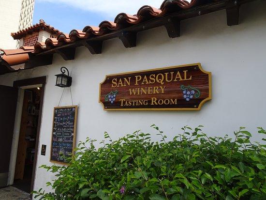 San Pasqual Winery