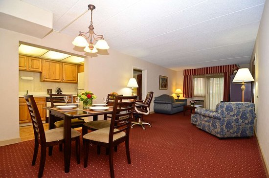 New Providence, Nueva Jersey: Apartment Queen Suite