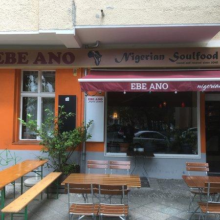 EBE ANO, Berlin - Schoneberg - Photos & Restaurant Reviews