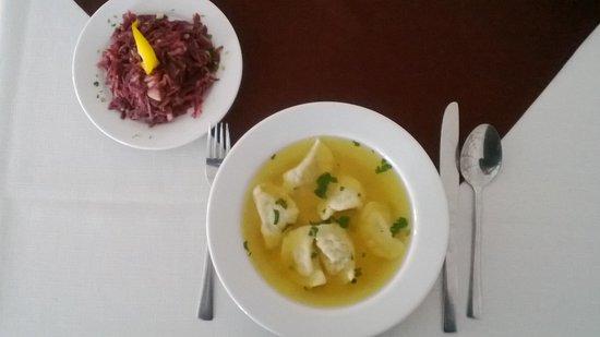 Zegiestow, Polen: Dinner