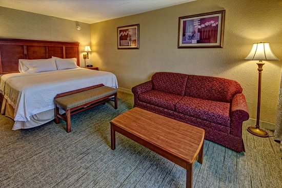 Hampton Inn Manning: Guest room
