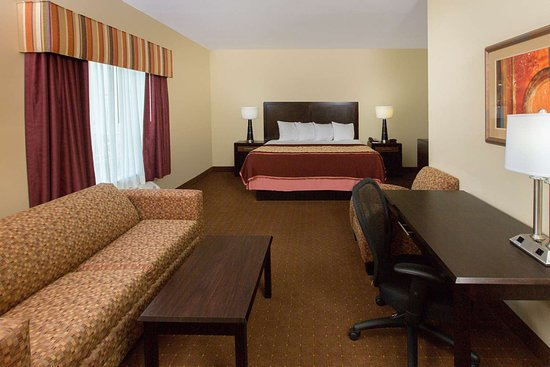 Bunkie, LA: Guest room