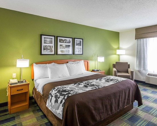 Sleep Inn & Suites Smyrna: Sleep Inn and Suites hotel in Smyrna, TN