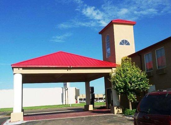 Dumas, Teksas: Exterior