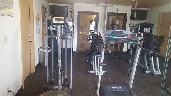 West Siloam Springs, OK: Fitness Center