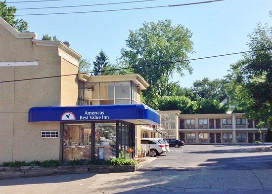 Americas Best Value Inn Schenectady Albany West Updated