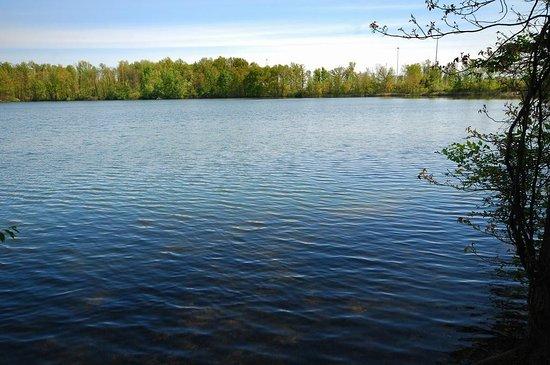 Sunbury, OH: Lake