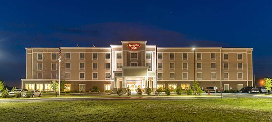 Hampton Inn by Hilton Presque Isle: Exterior