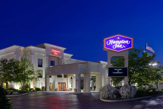 Hampton Inn Shrewsbury: Exterior