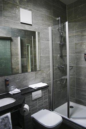 Horw, Switzerland: Guest Bathroom