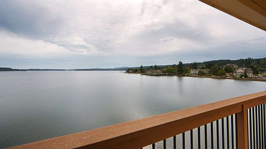 Silverdale, WA: Hotel Views