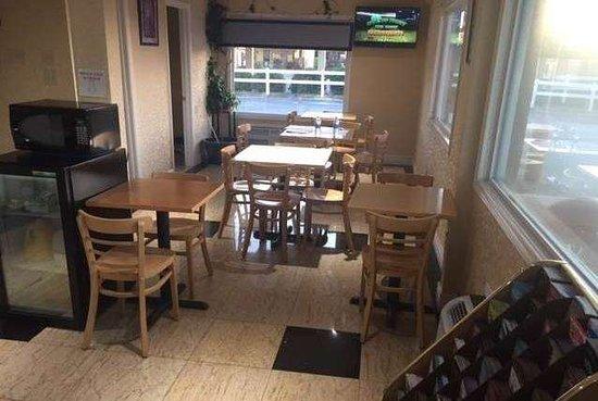 Orangeburg, Carolina del Sur: Breakfast Area