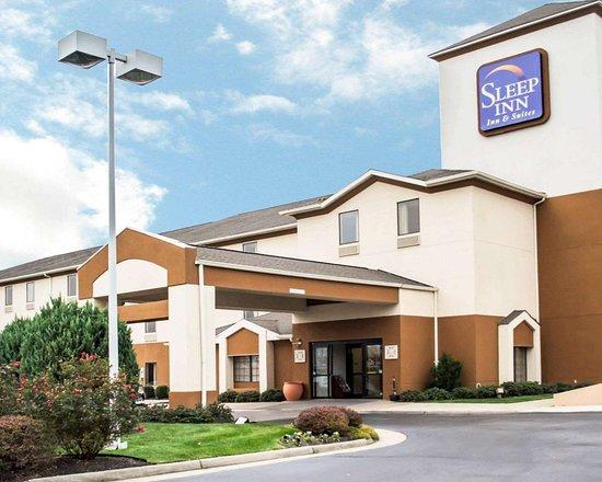 Stony Creek, VA: Hotel exterior