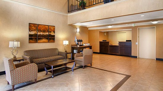 Springfield, OR: Hotel Lobby