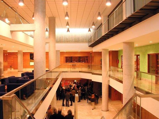 Extremadura Hotel: Lobby View