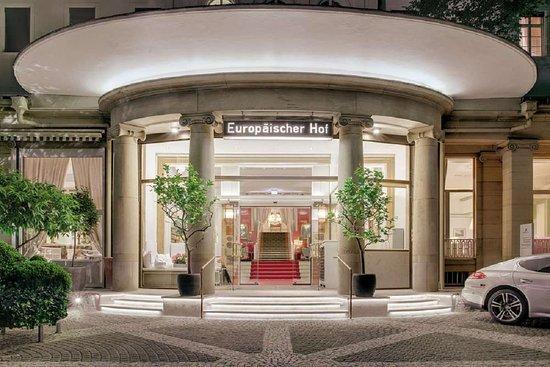 Der Europaeische Hof Heidelberg