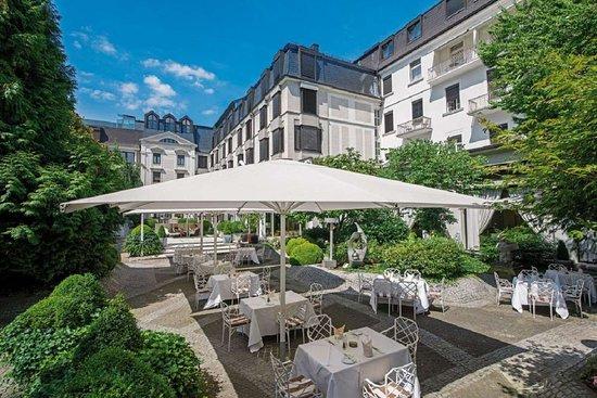 Hotel Europaischer Hof Heidelberg Heidelberg