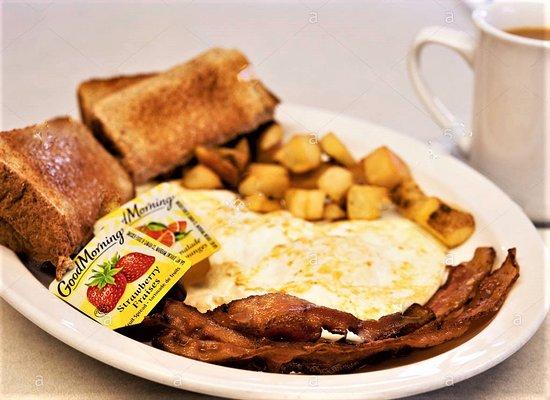 Fort Erie, Kanada: Breakfast specials