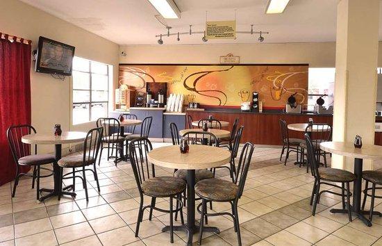 Red Roof Inn San Antonio I-10 East: Breakfast Area