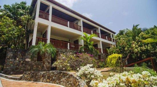 Falmouth, Antigua: Exterior view