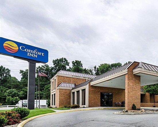 Comfort Inn Troutville: Troutville, Virginia Comfort Inn Hotel