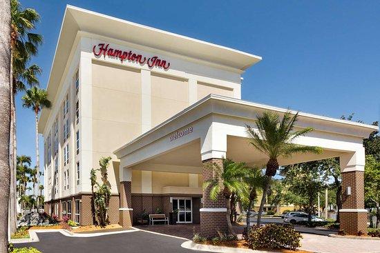 Hampton Inn Tampa / Rocky Point - Airport: Exterior