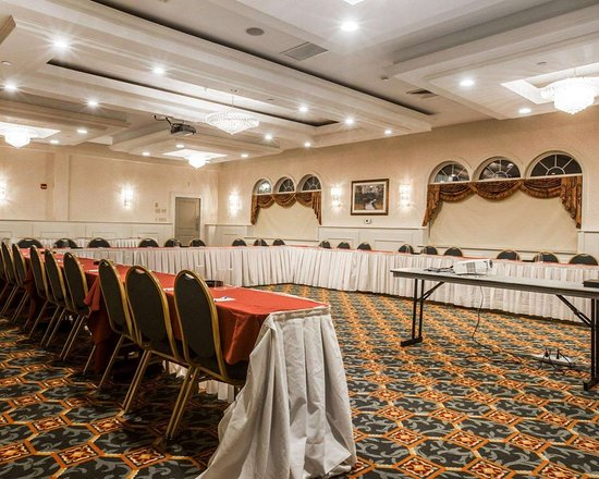 Castleton On Hudson, NY: Banquet room
