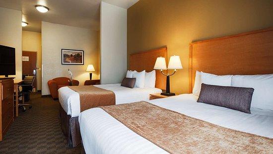 貝斯特韋斯特普拉斯蓋蒙套房酒店照片