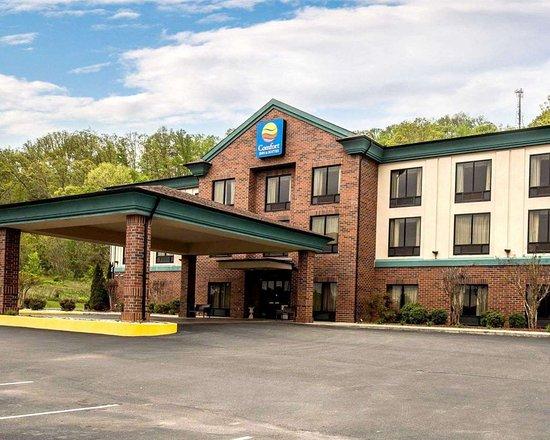 Comfort Inn & Suites Rogersville: Hotel exterior
