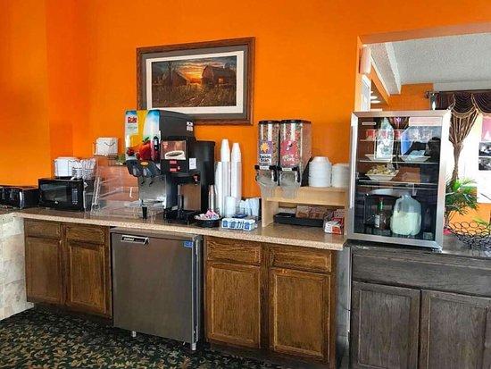 Goodland, KS: Breakfast Area