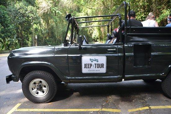 Jeep Tour - Rio de Janeiro: Le Jeep