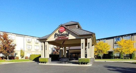 Best Western Premier Plaza Hotel Conference Center Puyallup Wa Reviews Photos Price Comparison Tripadvisor