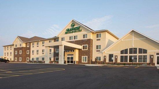 GRANDSTAY HOTEL & SUITES MOUNT HOREB - MADISON $109